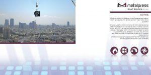 Metalpress Smart Solutions מטלפרס פתרונות חכמים