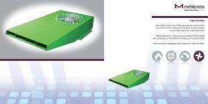 Metalpress Smart Solutions מפוחים תעשייתיים